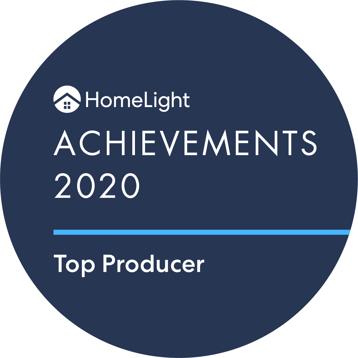 HomeLight Achievement Winner - Ashley Yates - Top Florida Real Estate Agent