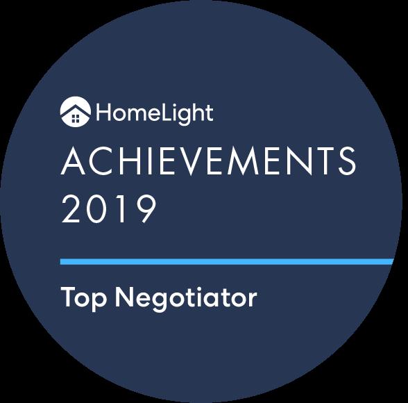 HomeLight Achievement Winner - Bernadette Augello - Top New Jersey Real Estate Agent