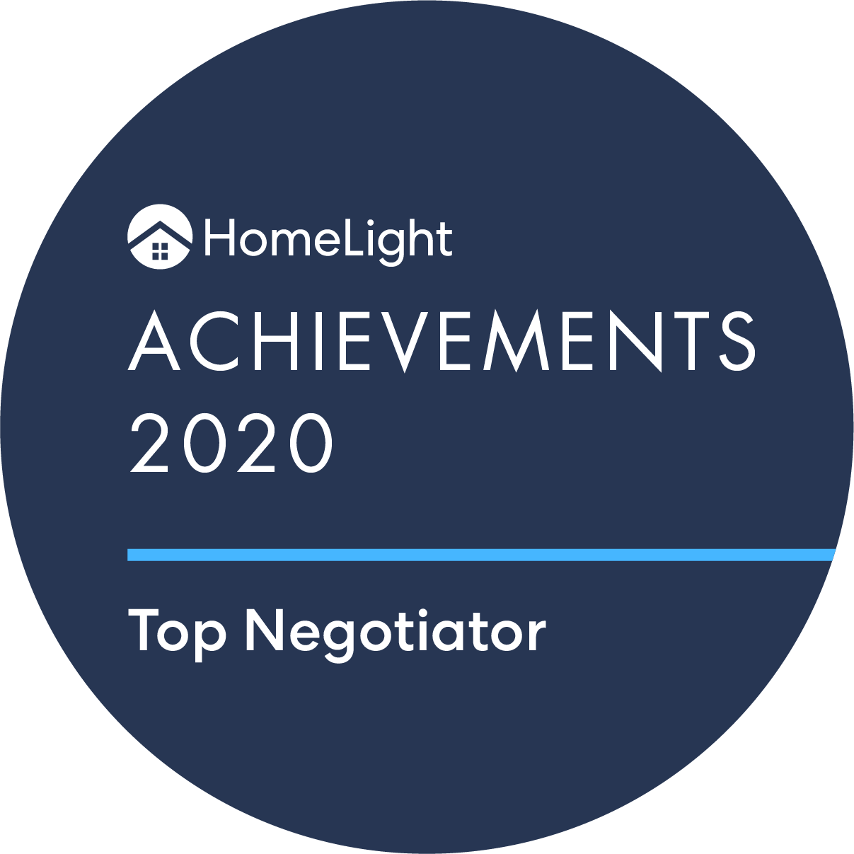 HomeLight Achievement Winner - Brad Smith - Top Florida Real Estate Agent
