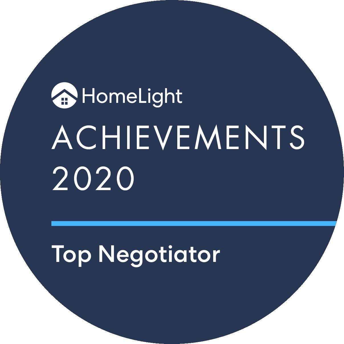 HomeLight Achievement Winner - Dina Rich - Top Texas Real Estate Agent