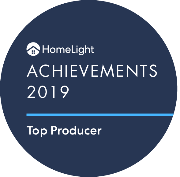 HomeLight Achievement Winner - Jamie Parker - Top Georgia Real Estate Agent
