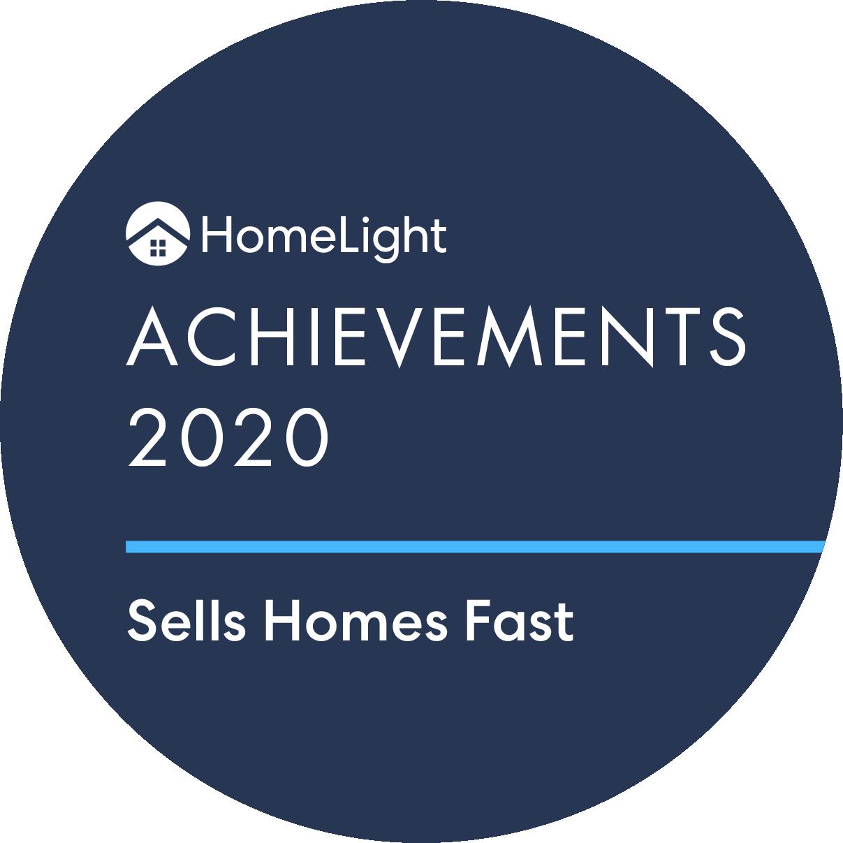 HomeLight Achievement Winner - Janet Gresh - Top Virginia Real Estate Agent