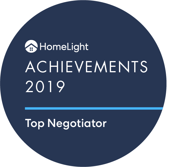 HomeLight Achievement Winner - Robert Rogers - Top Virginia Real Estate Agent