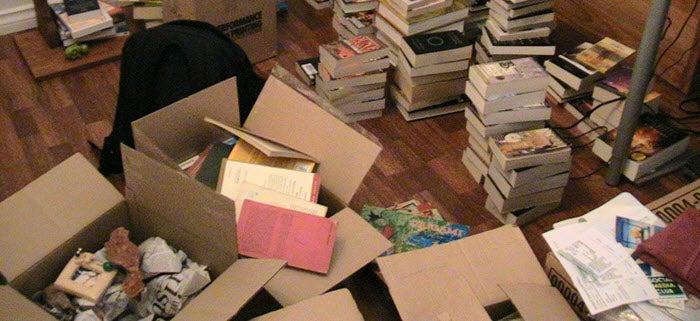 unpacking in seattle