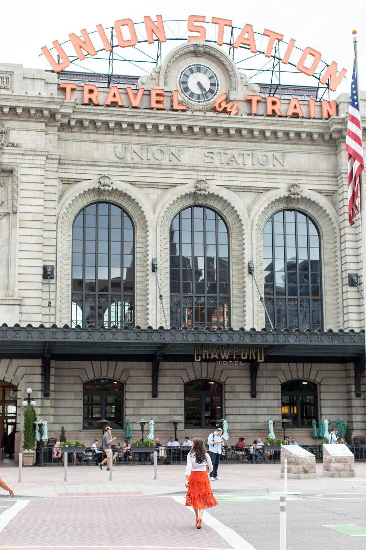 Union Station LoDo Denver
