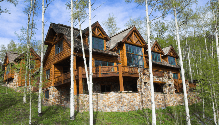 We used this Vail chalet to compare 7 home value estimators