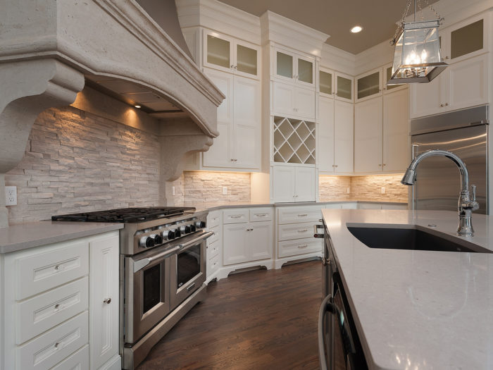Another kitchen update idea: get new granite countertops
