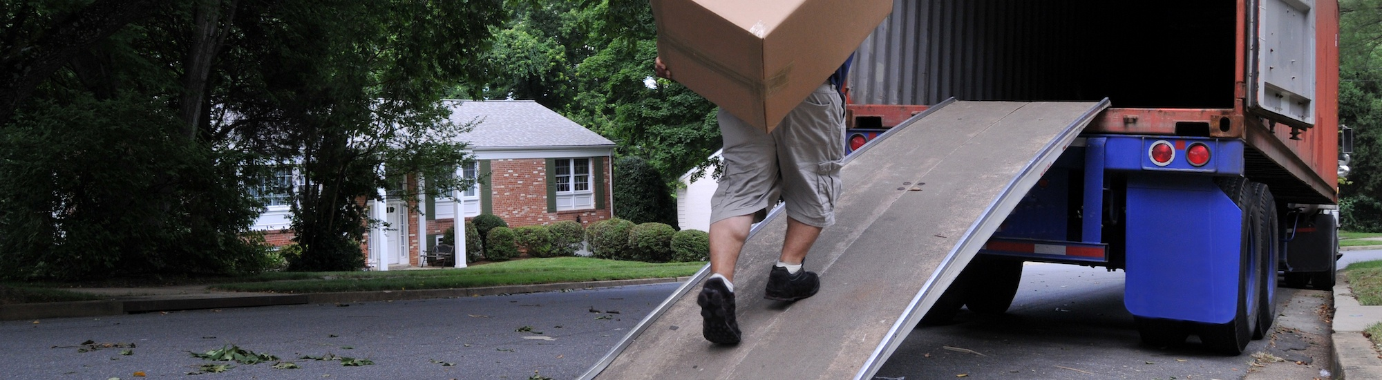 a photo of a man moving out sell your house fast