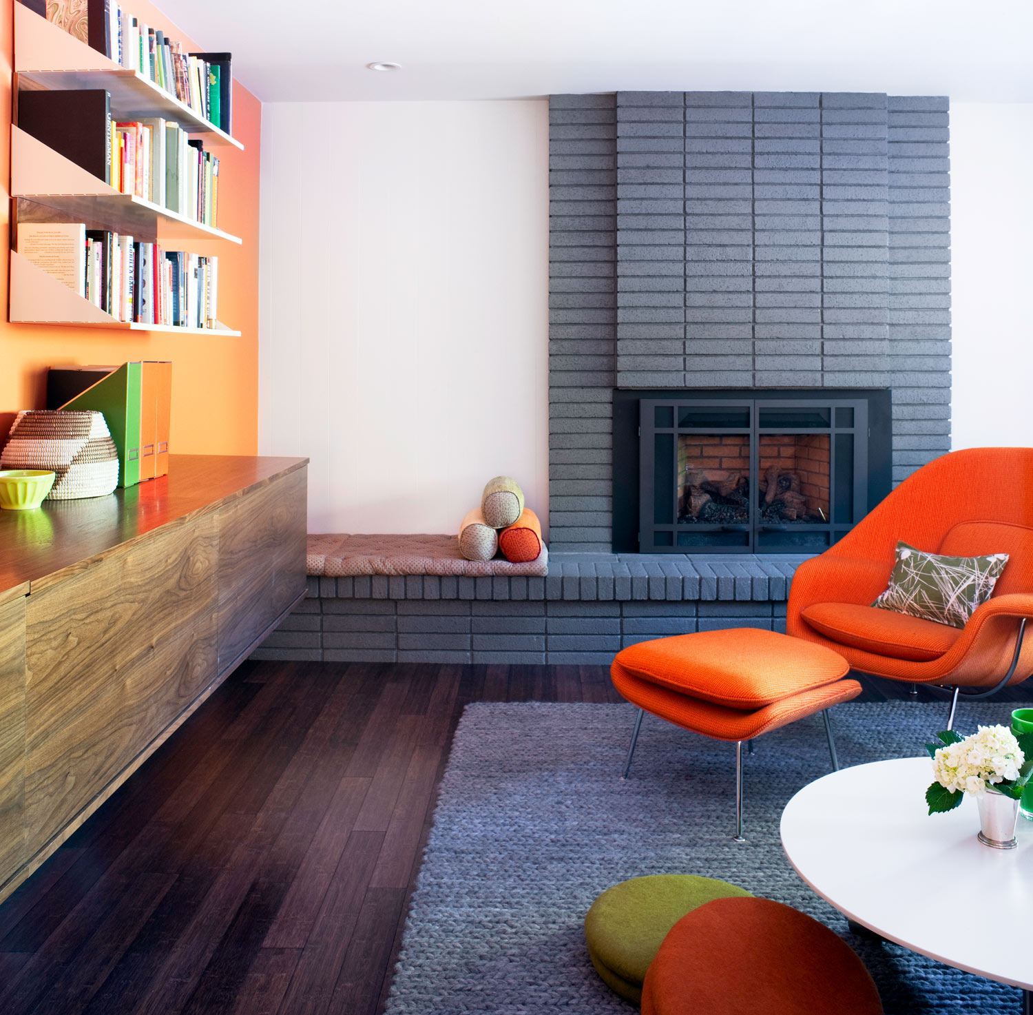 Home Staging Trends: Home Staging Tips: How To Stage Your House The Midcentury