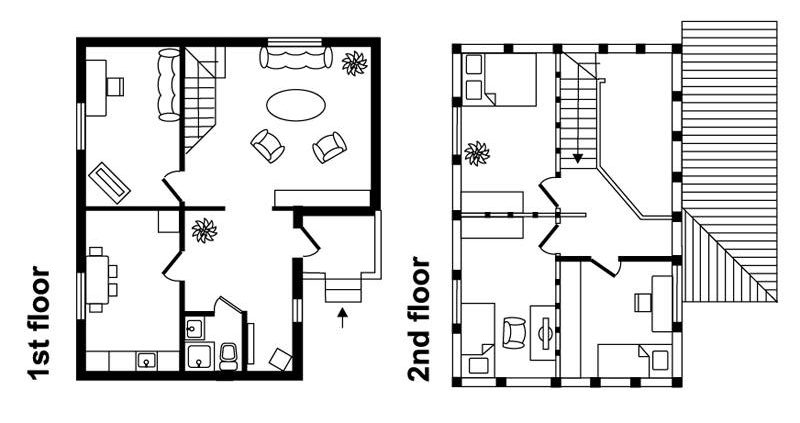 15 Inspiring Downsizing House Plans That Will Motivate You ... on