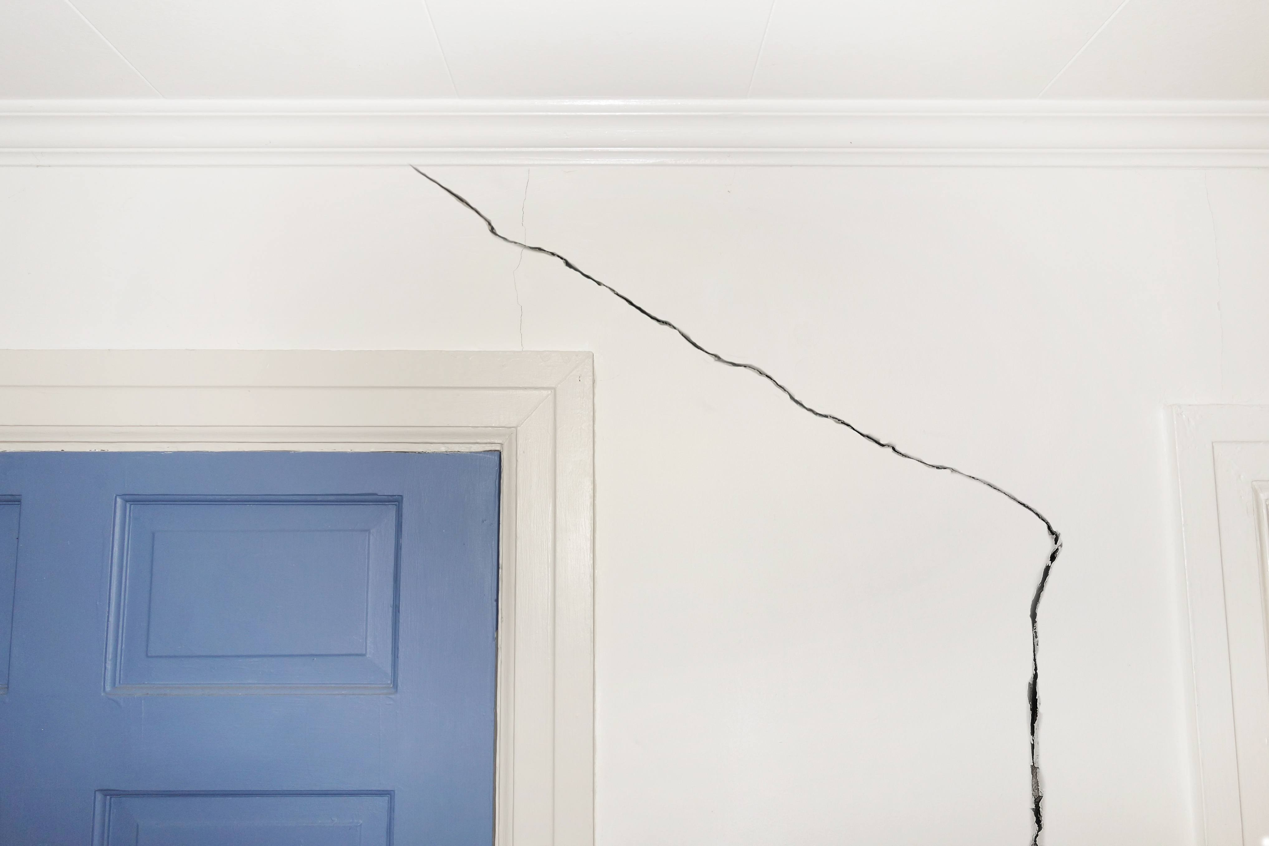foundation issues what home inspectors look for