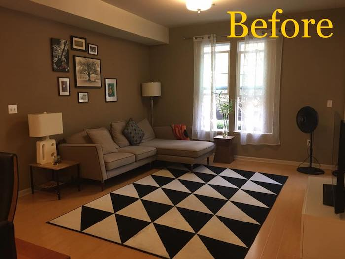 Budget Friendly Diy Living Room Staging Tips To Sell Your Home
