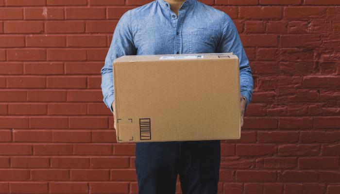 prepare your home for sale box labeling