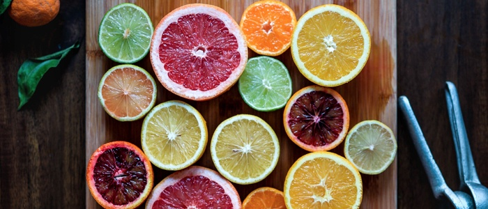 Citrus used in a project to increase home value.