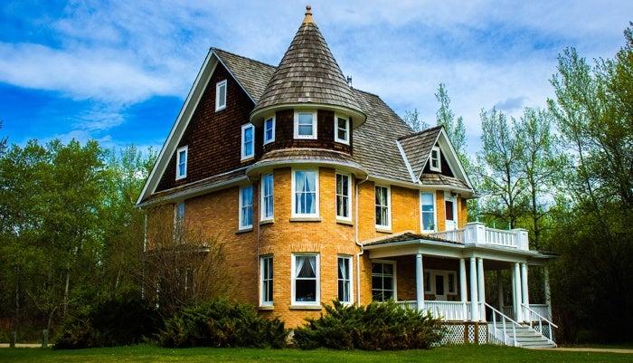 Victorian house for sale in Cincinnati.