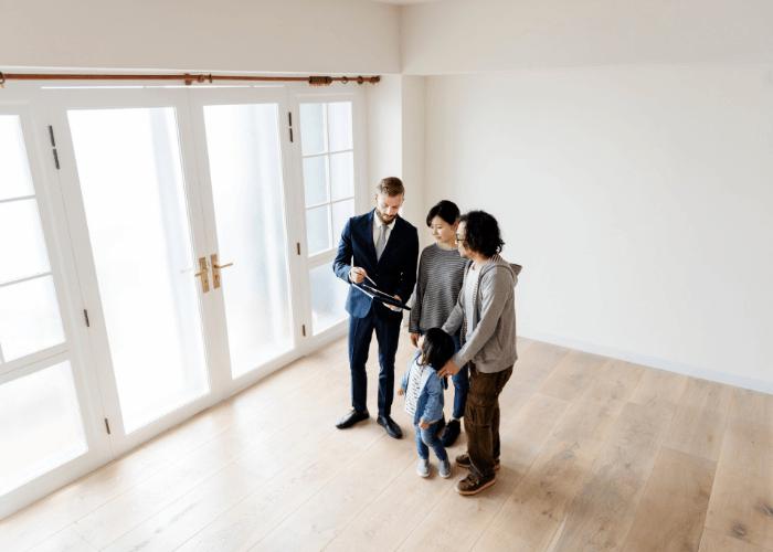 open house marketing greet buyers