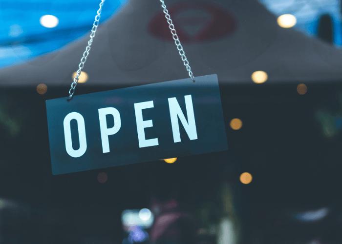 open house marketing ideas signage