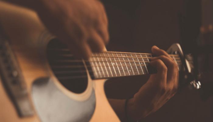 A guitar used by a hero in Queer Eye.