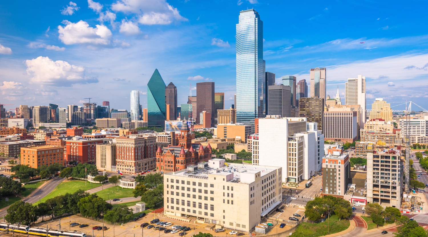 Dallas, where you can find top real estate agents.