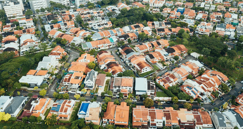 A neighborhood with nightmare neighbors.