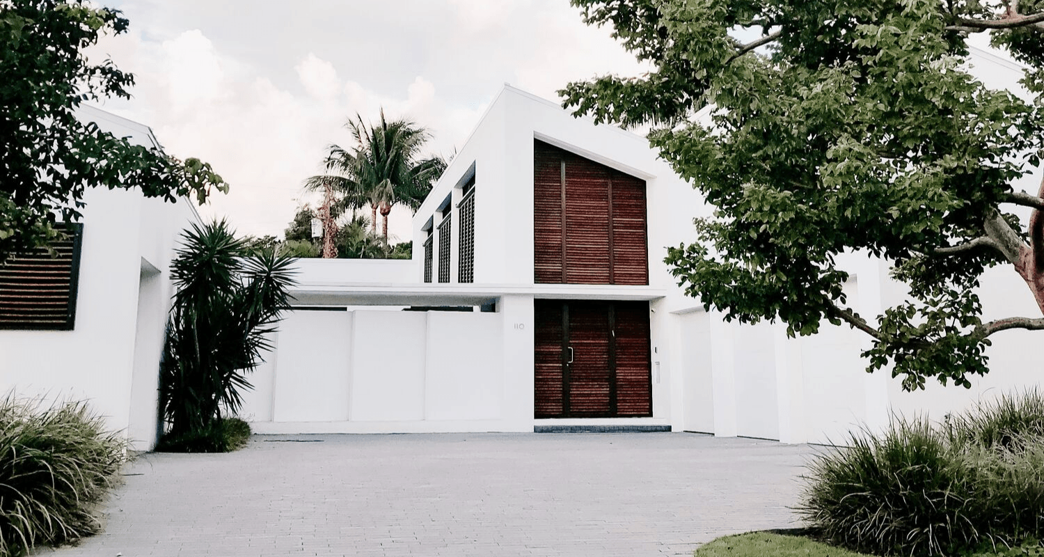 A luxury home that used selling tips.