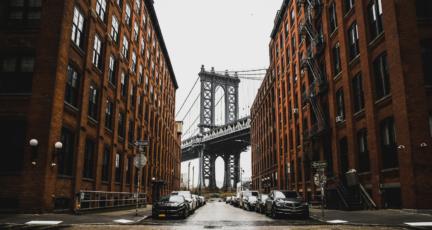 Brooklyn, where you can buy a house.