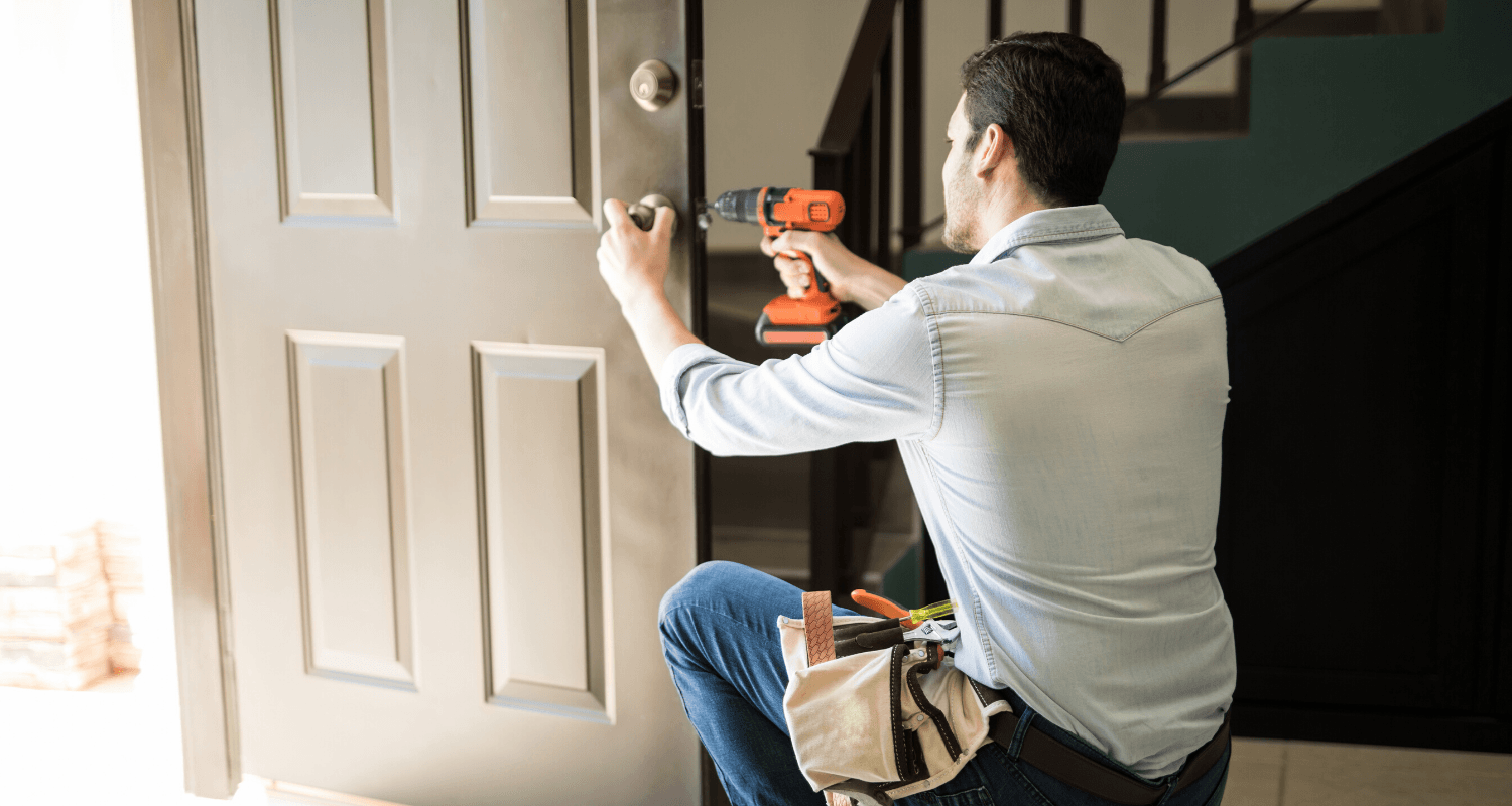 A handyman you can hire.
