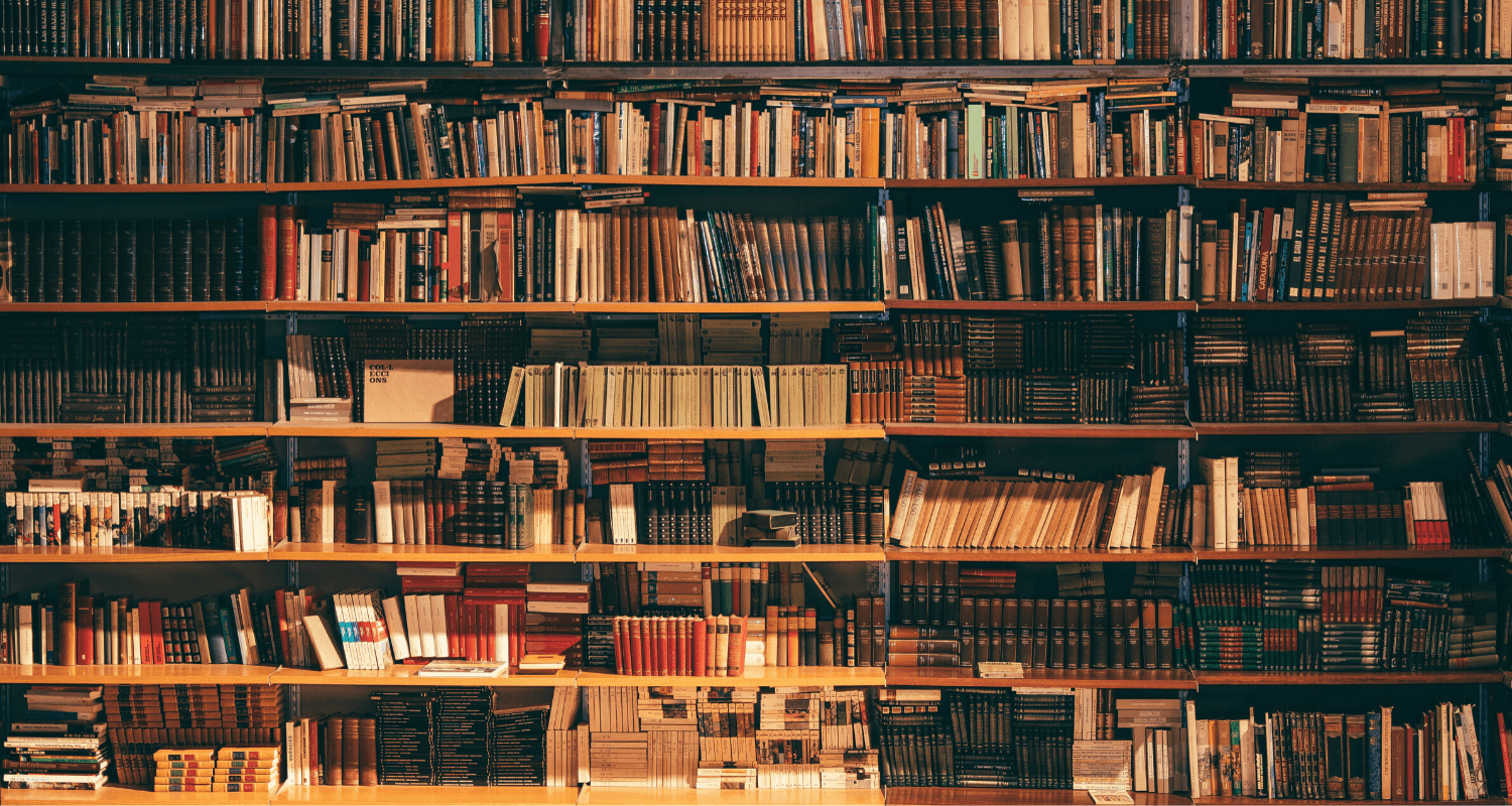 A library used to learn how home insurance works.