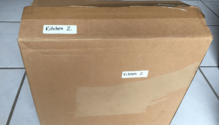 Labels used as moving hacks.