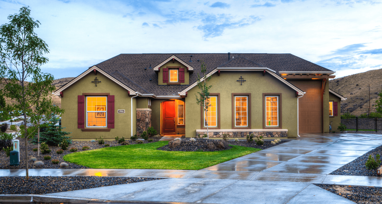A house that is fair market value.