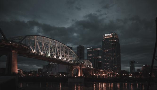 Nashville, where you can buy a house.