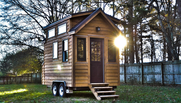 A tiny home that will sell.