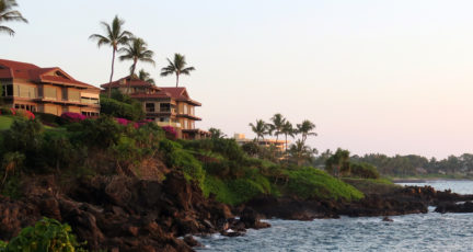 2nd-home real estate on maui