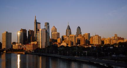 Philadelphia, where you can buy a house.