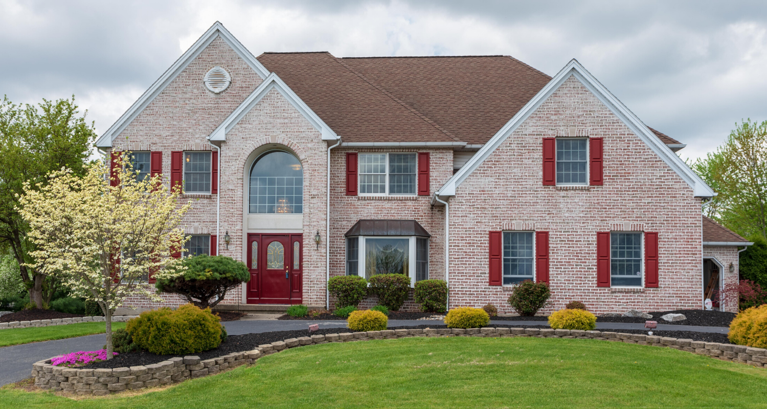 8 Striking Curb Appeal Ideas For Brick Homes You Ll Love