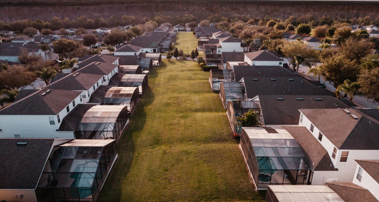 Houses bought during coronavirus.