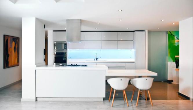 A modern kitchen in 2020.
