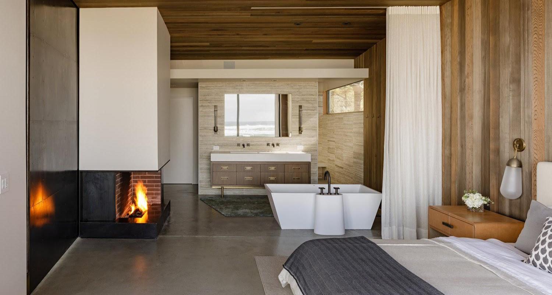 The Open Concept Bathroom Would You, Open Concept Bathroom