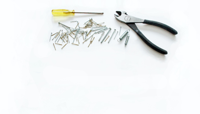 Tools used instead of home repair insurance.